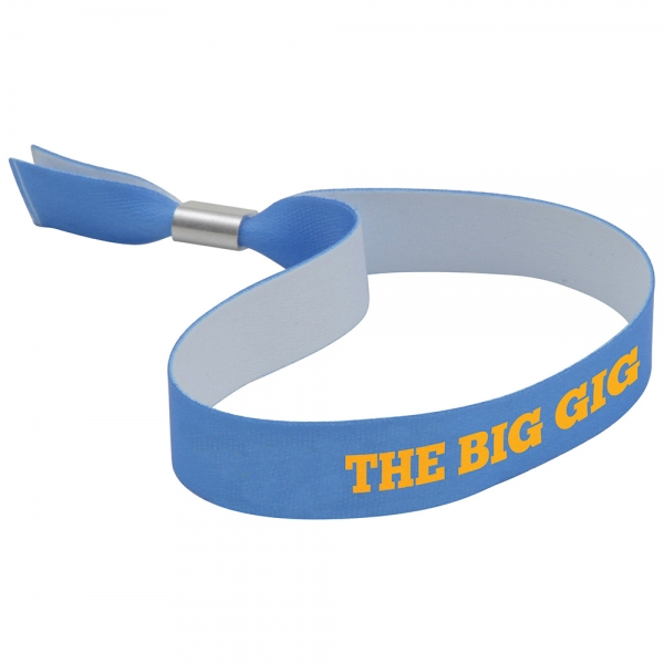 Event Wristband (Dye Sublimation Print 1 Side)