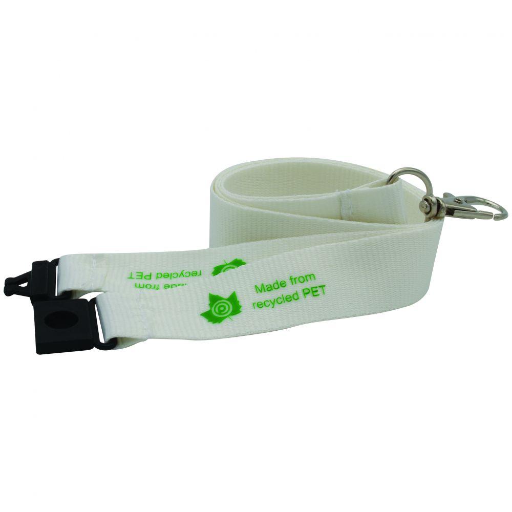 20mm Recycled PET Lanyard (UK Stock)