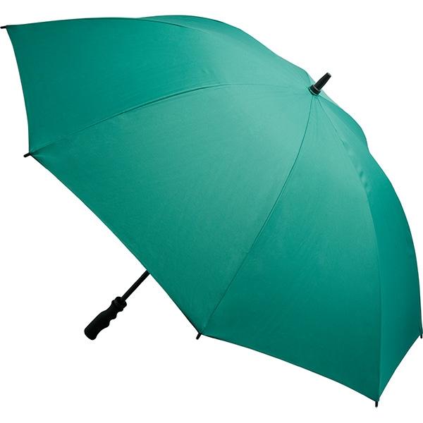 Fibreglass Storm Umbrella (All Green)
