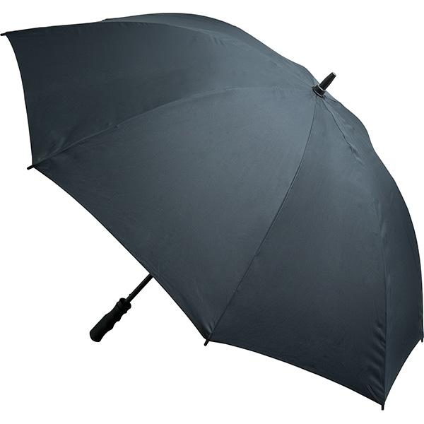 Fibreglass Storm Umbrella (All Black)
