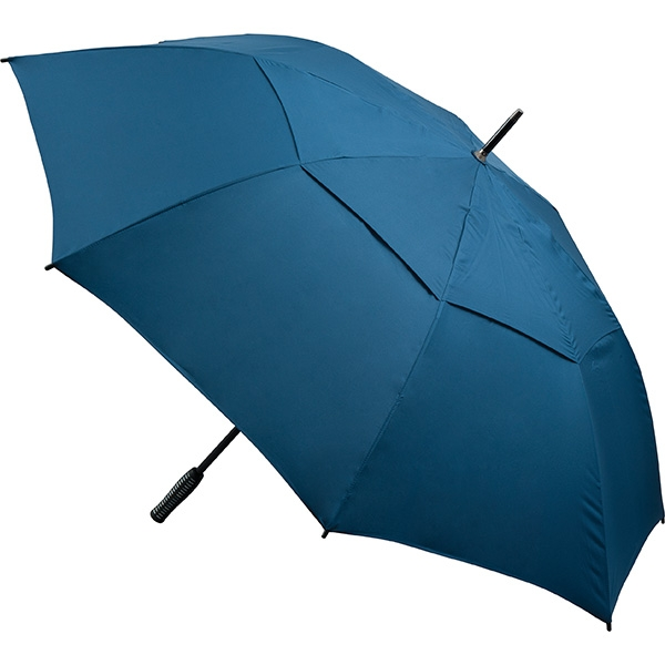 Automatic Opening Vented Golf Umbrella (Navy)