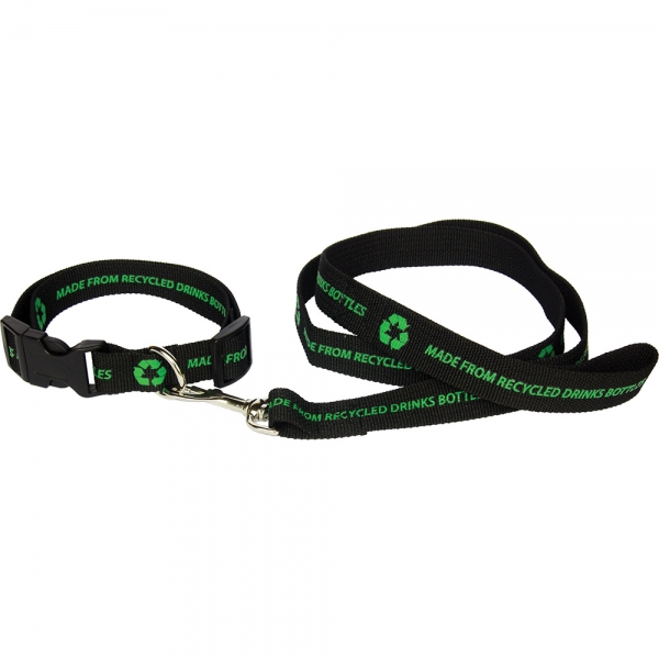 Printed Recycled P.E.T Dog Collar