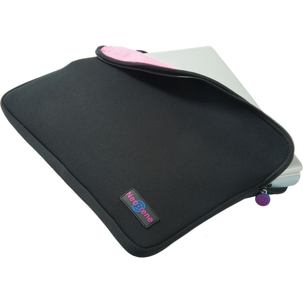 Neoprene Zipped Laptop Sleeve (17