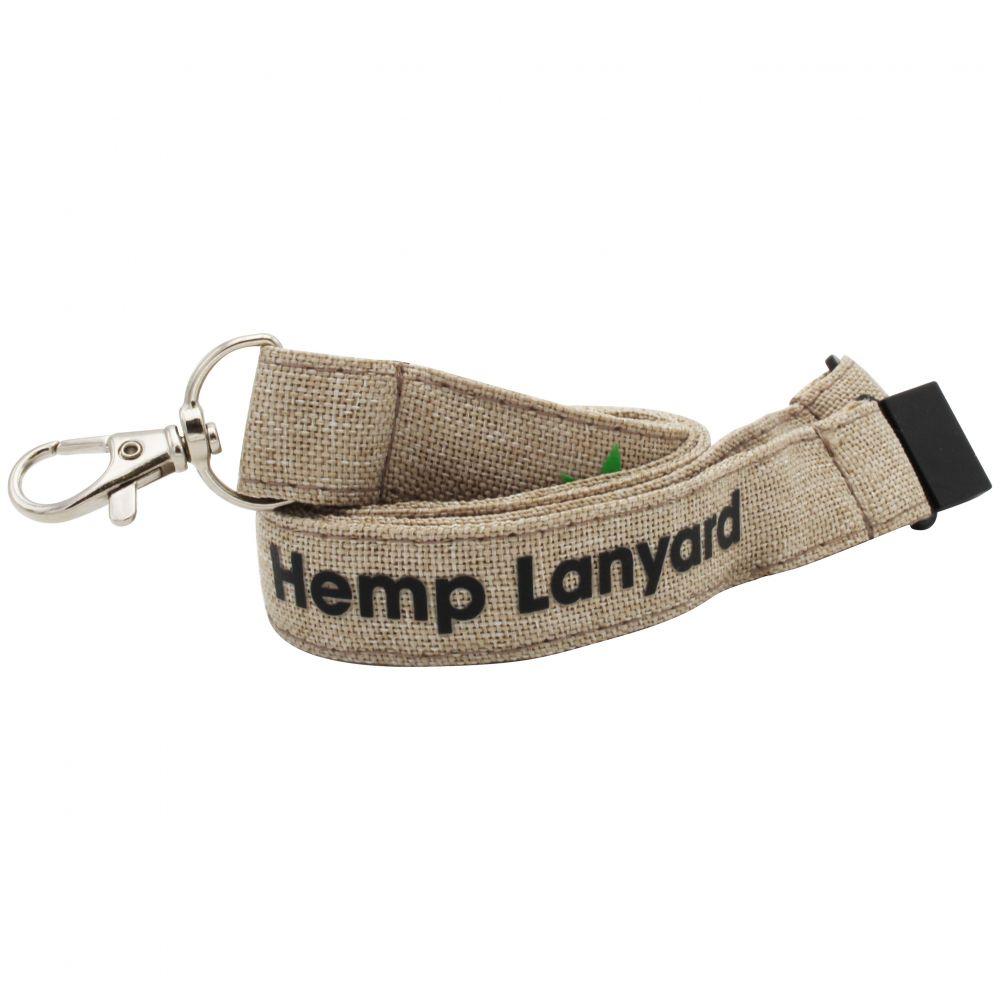 10mm Hemp Lanyard