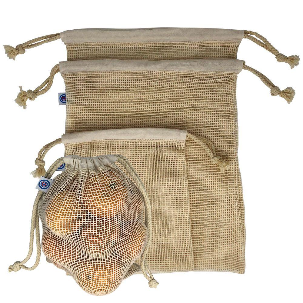 Mesh Fruit Bag Pack