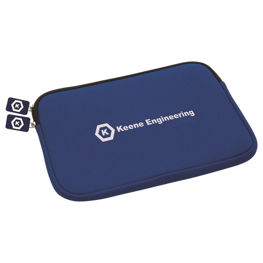 Neoprene Zipped Laptop Sleeve (10