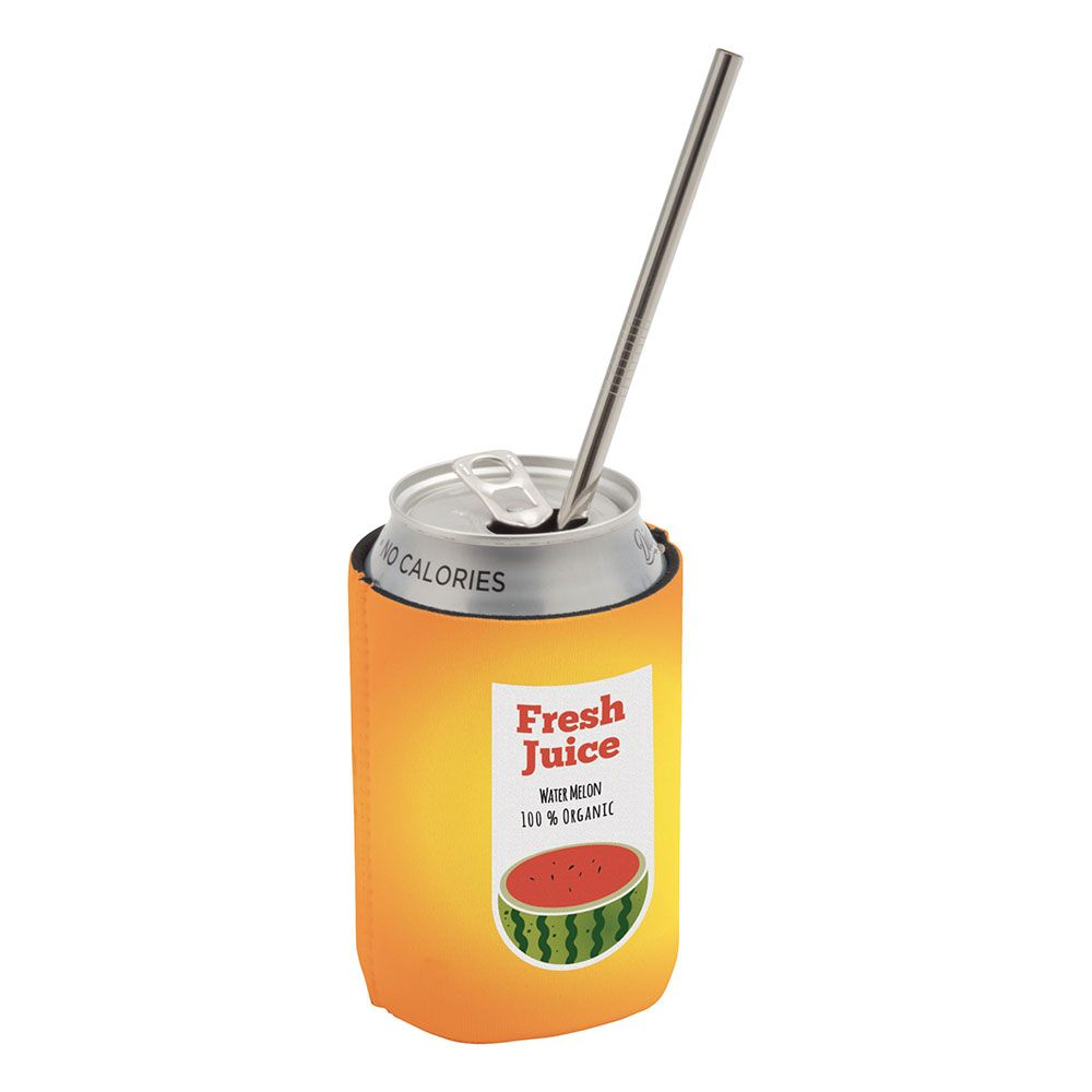 Straight Metal Straw