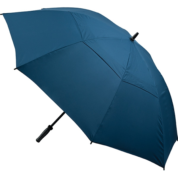 Vented Golf Umbrella - All Navy