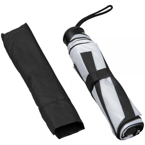Handbag Umbrella - Black and White