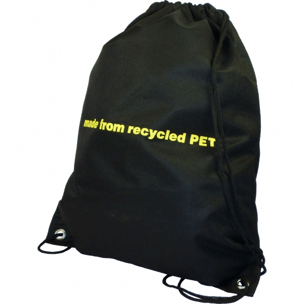 Recyled PET drawstring bag