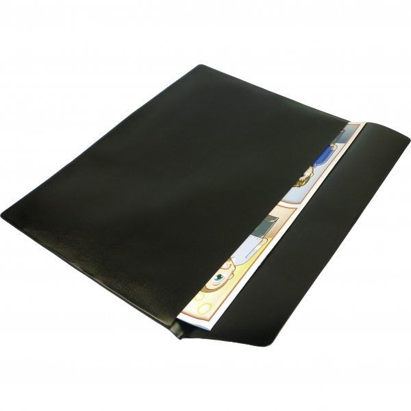 PVC Document Wallet