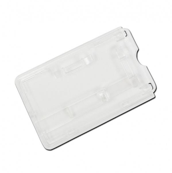 Plastic Card Holder With Slide Ejector