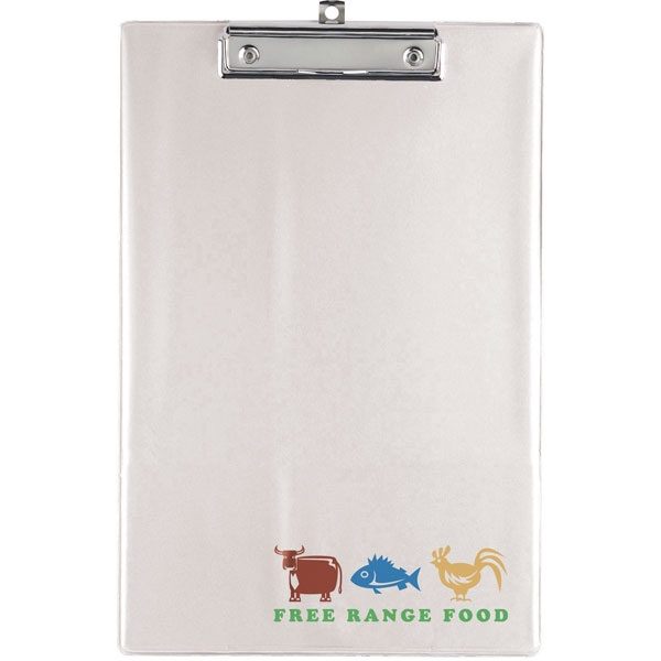 A4 Clipboard - White