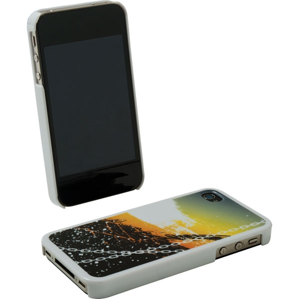 Rigid Plastic Phone Cover