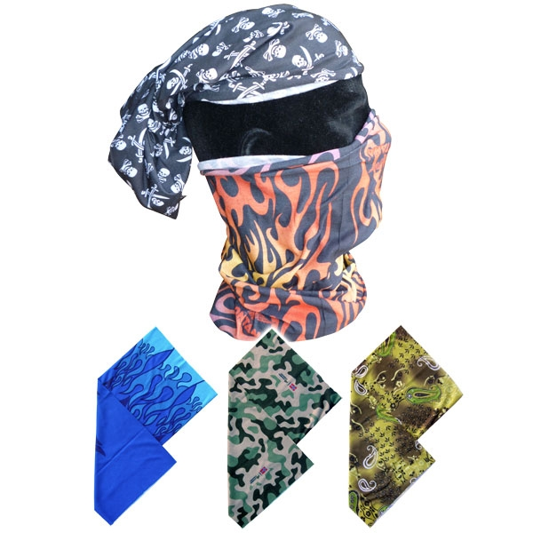 Band - It (Elasticated Tube Bandana)