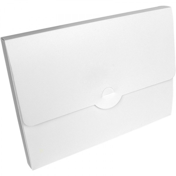 Polypropylene Conference Box - Frosted White