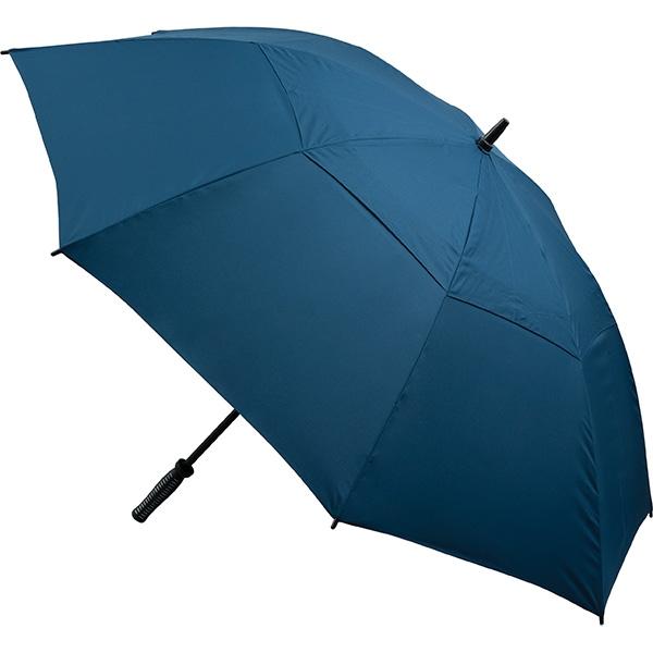 Vented Golf Umbrella - All Navy