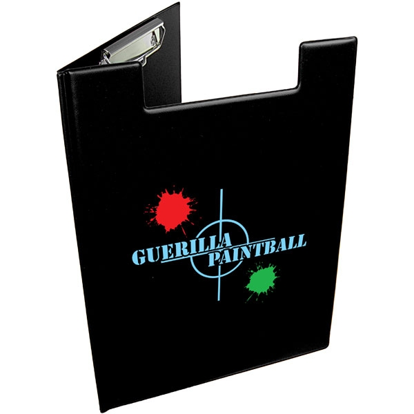 A4 Folder Clipboard - Black