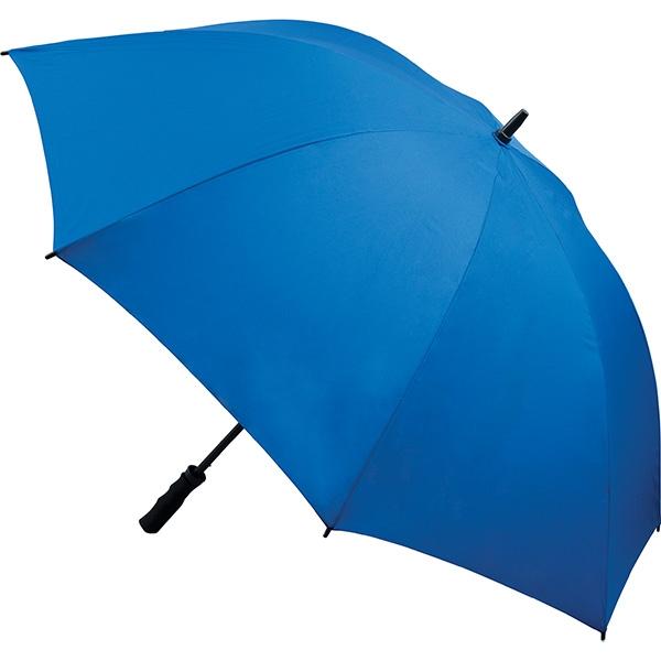 Fibreglass Storm Umbrella - All Royal Blue