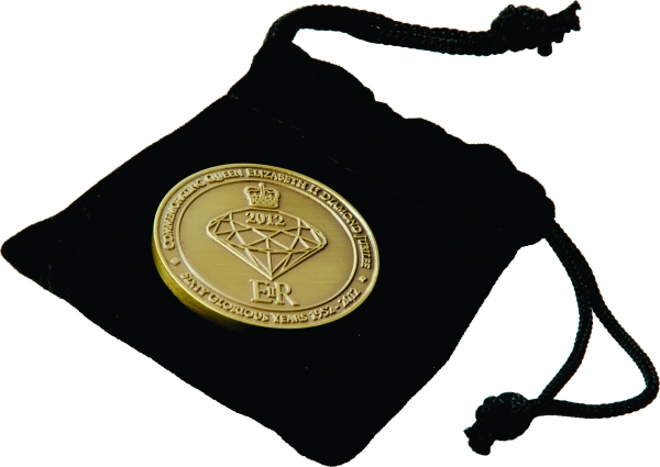 Coin Clear PVC Wallets / Velvet Pouches