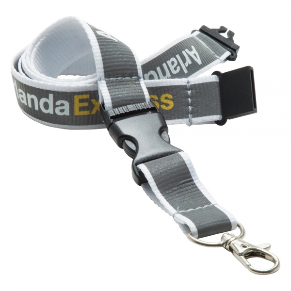 20mm Reflective Lanyard