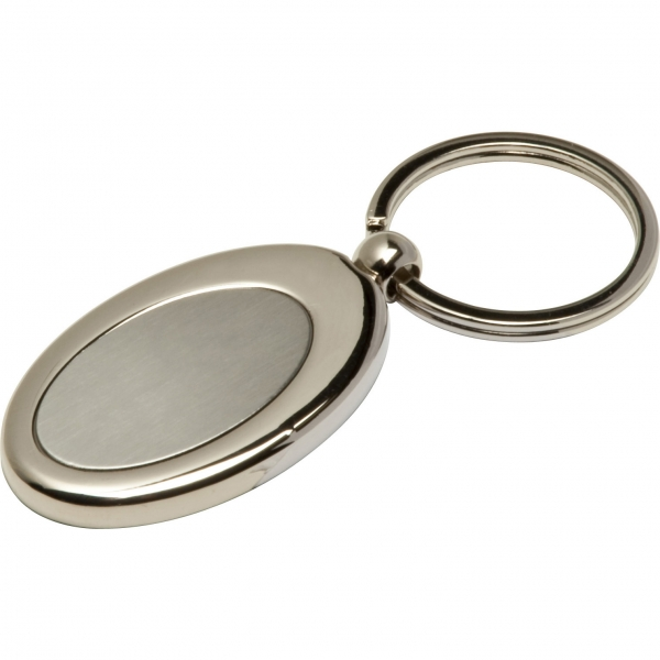 Alloy Injection Keyring - Bespoke Design