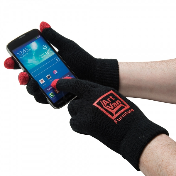 Smart Gloves (Touchscreen Gloves)