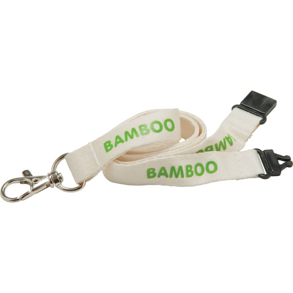 10mm  Bamboo Lanyard