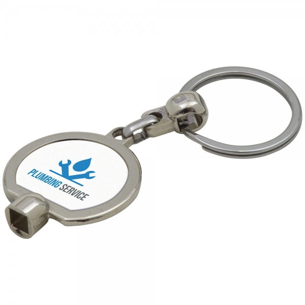 Radiator Keyring  UK Stock