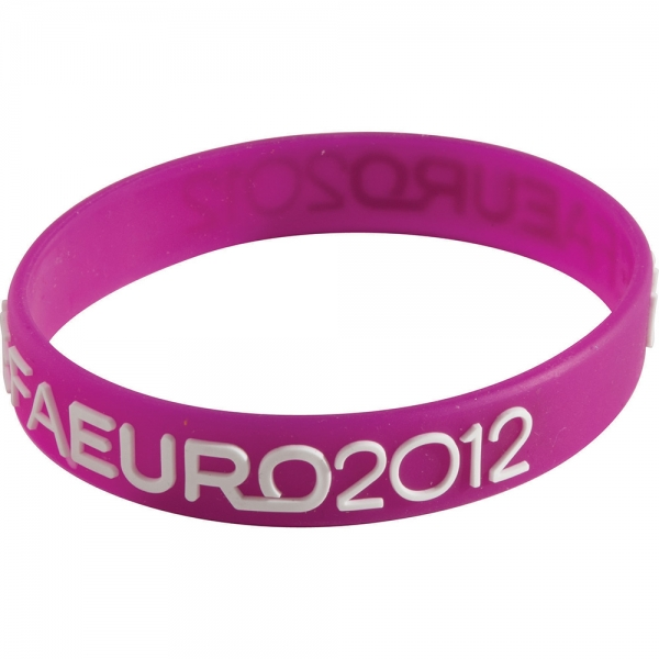 Silicone Wristband  Raised profile design  - Adult