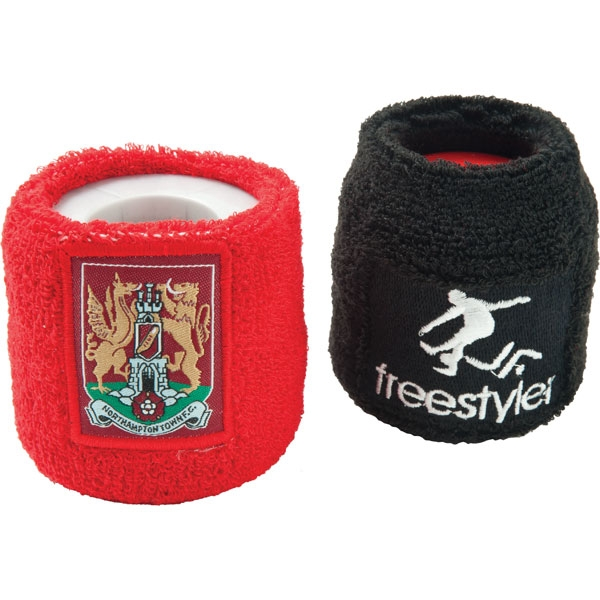 Towelling Sweat Bands - Polyester