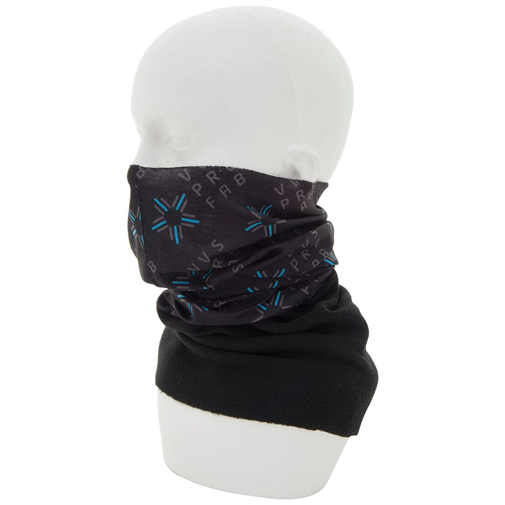 Band-It With Fleece  Elasticated Tubular Bandana