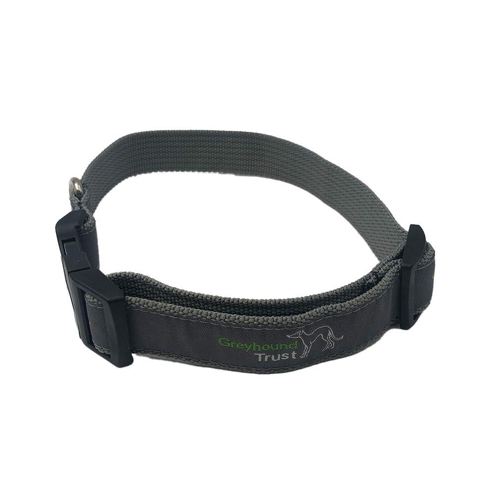 Woven Applique Dog Collar