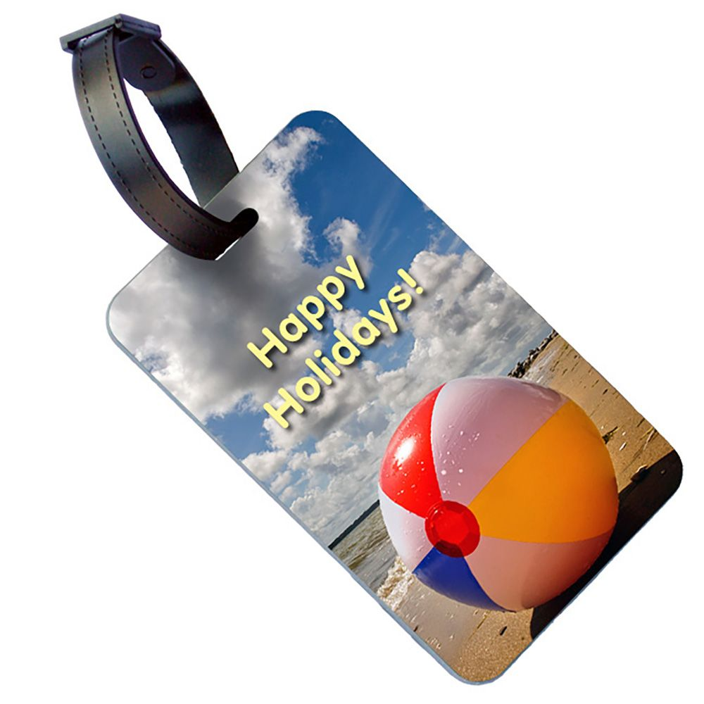 Printed Luggage Tag (Buckle Strap)
