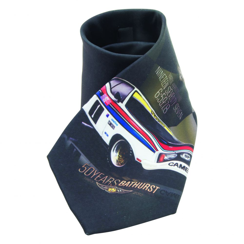 Printed Polyester Tie  Full Colour