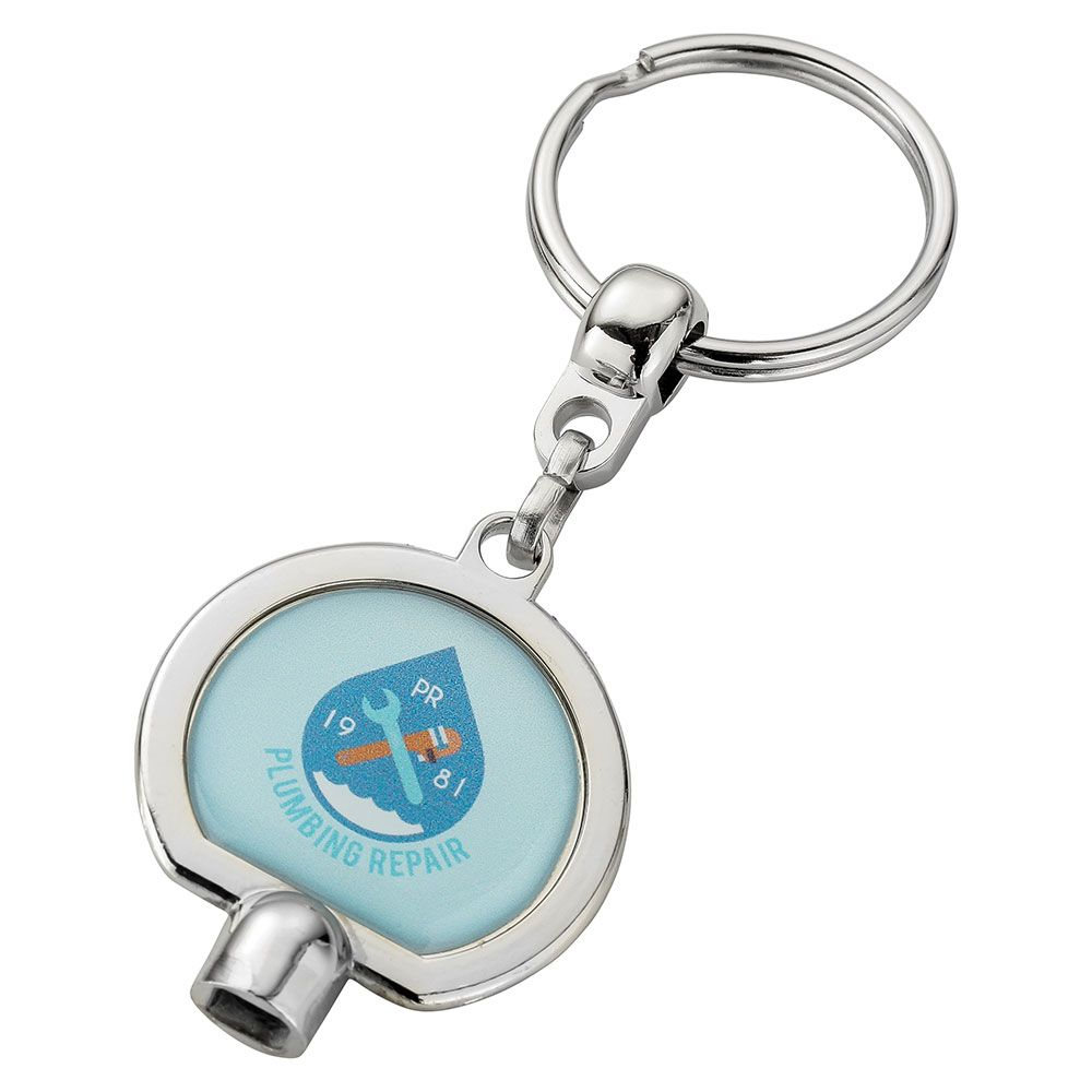 Radiator Keyring (UK Stock)