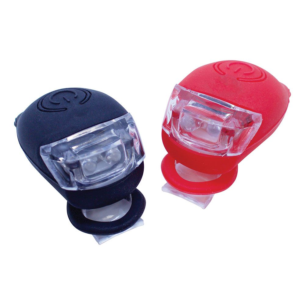 Deluxe LED Silicone Bicycle Lights