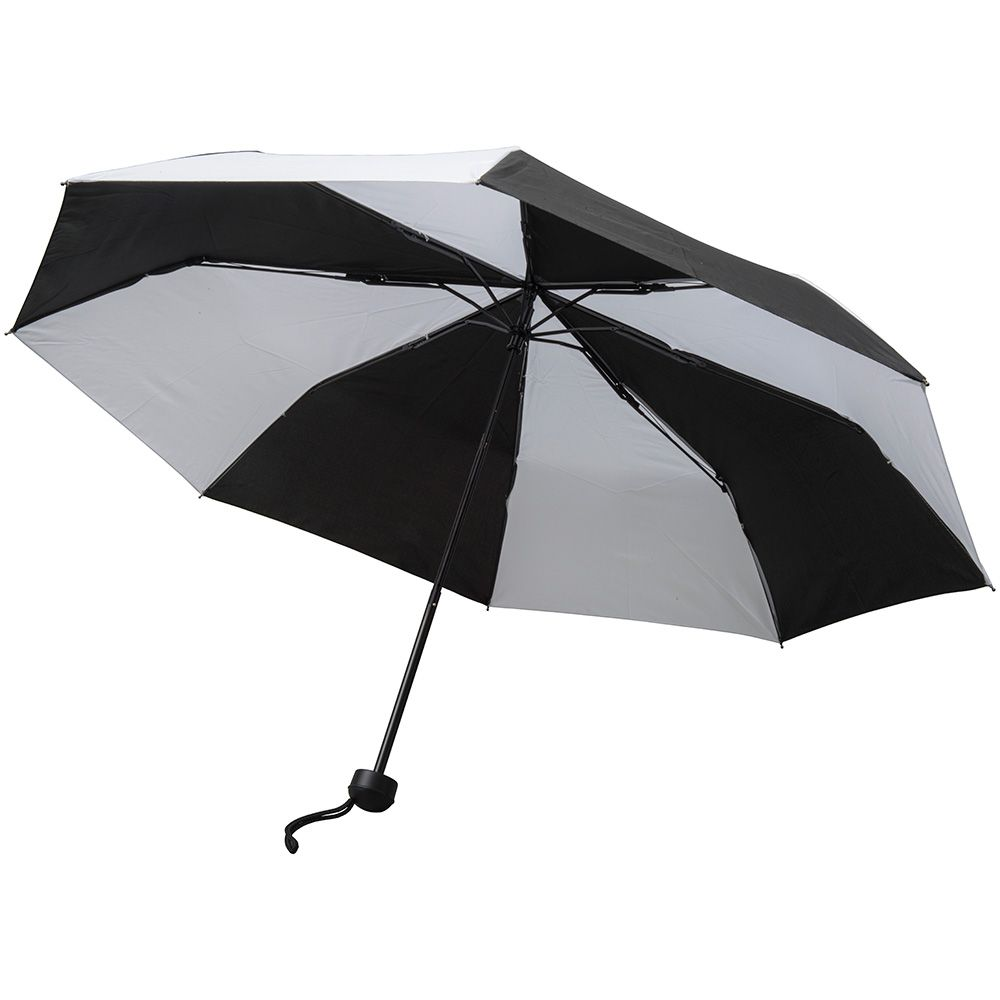Handbag Umbrella - Black and White